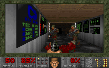 Doom I a II nabízí pařbu v otevřeném světě