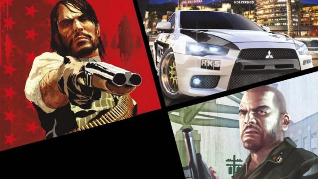 Rockstar zmizel ze Steamu, za chvíli se objevil s některými DLC zcela zdarma
