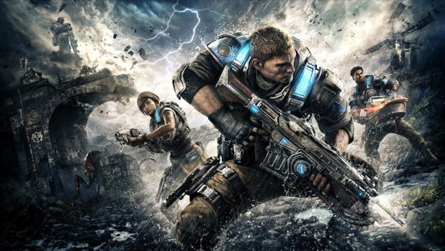 Příští Gears of War poběží na Unreal Engine 5! Nečekejte ale, že tu budou brzy